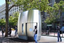 Fancy public toilets coming to SF, FogCam goes offline + more topics to discuss over brunch