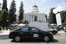 Bill giving protections to Uber drivers, others moves ahead